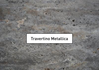 Travertino Metallica