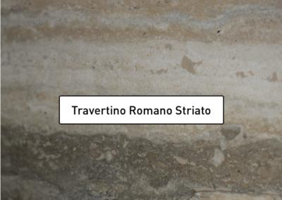 Travertino Romano Striato