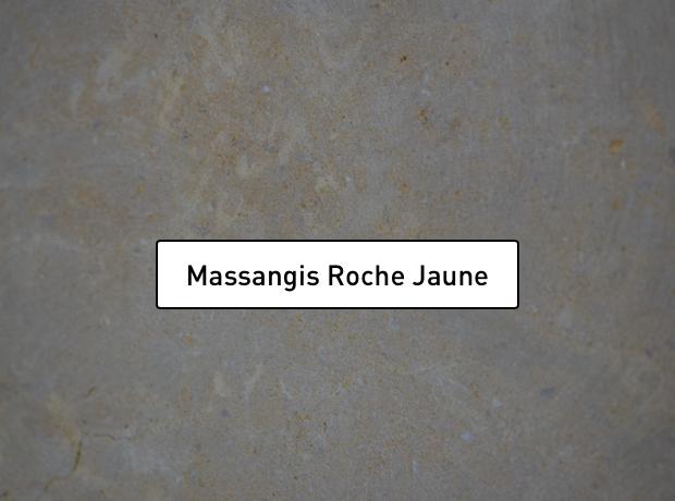 Massangis roche jaune