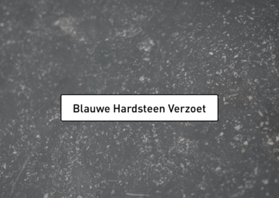 Blauwe hardsteen (verzoet)